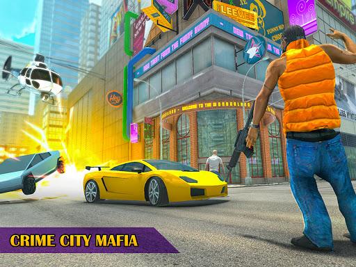 Real Gangster Crime Simulator New Games 2021 2.8 Screenshots 6