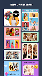 Photo Collage Editor 15.9.16 Screenshots 1