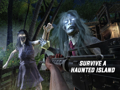 Scary Hero Survival Game : Ghost House Escape 2021 apkpoly screenshots 9
