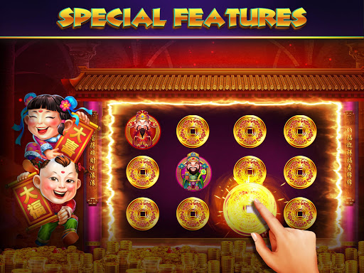 Grand Macau 3: Dafu Casino Mania Slots apkpoly screenshots 14