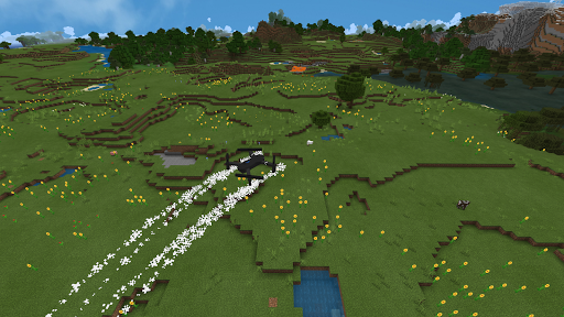 Drone Mod For Minecraft PE  screenshots 5