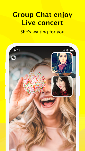 Partying - Group Voice Chat, Play with New Friends apktram screenshots 4