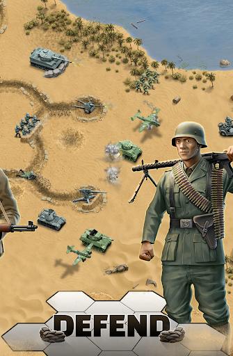 1943 Deadly Desert - a WW2 Strategy War Game 1.3.2 Screenshots 2