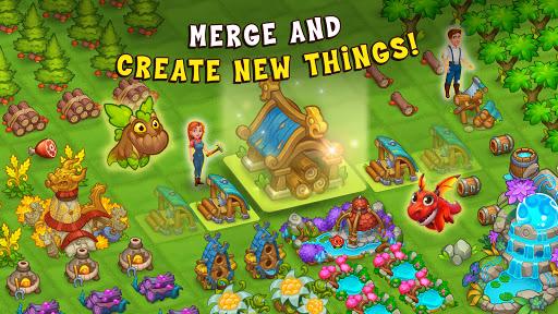 Merge World Above: Ever Merging games 10.1.9748 screenshots 4
