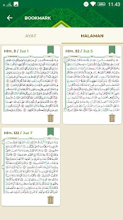 Qur'an Kemenag Screenshot