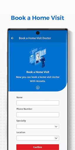 Vezeeta - Doctors & Pharmacy apktram screenshots 5