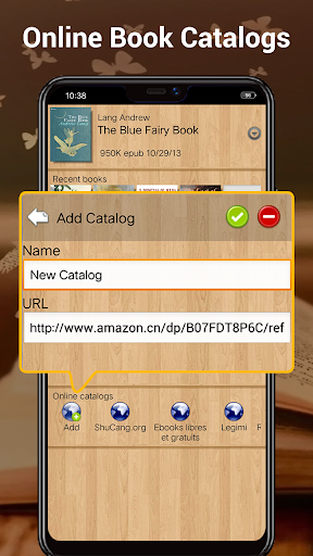 EBook Reader & Free ePub Books android2mod screenshots 7