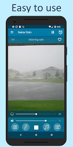 Relax Rain - Rain sounds: sleep and meditation 6.2.5 (Premium) (Mod)