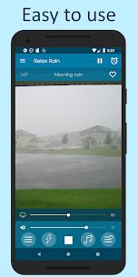 Relax Rain MOD APK- Rain sounds (Premium / Paid Unlocked) Download 1