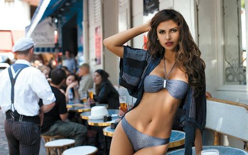 Hot Sexy Bikini Girls Wallpapers HD 7 4.0 Screenshots 12