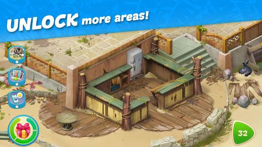 Hawaii Match-3 Mania Home Design & Matching Puzzle apkpoly screenshots 12