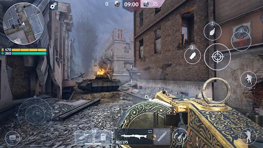 World War 2 – Battle Combat (FPS Games) Mod Apk 3.11 6