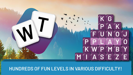 Word Tower: Relaxing Word Puzzle Brain Game  screenshots 2