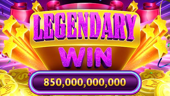 Best Casino Legends: 777 Free Vegas Slots Game 1.99.21 Screenshots 2