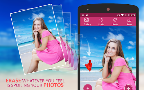 Remove Object from Photo - Unwanted Object Remover 2.5 Screenshots 7