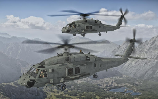 Army Helicopter Transporter Pilot Simulator 3D  screenshots 2