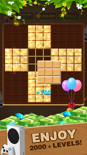 Block Puzzle: Wood Winner  screenshots 6