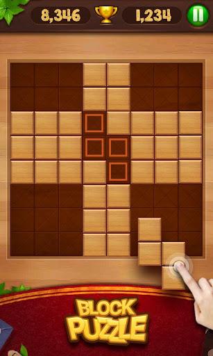 Wood Block Puzzle android2mod screenshots 20
