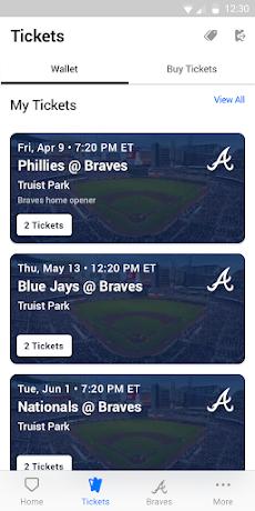 MLB Ballparkのおすすめ画像3