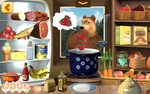Masha and Bear: Cooking Dash 1.3.8 Screenshots 14