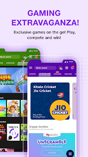 MyJio: For Everything Jio 6.0.37 Screenshots 8