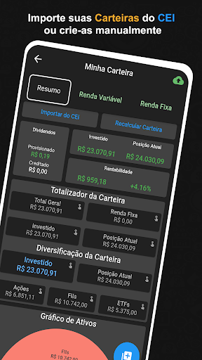 Fundamentals - Stock Exchange  screenshots 1