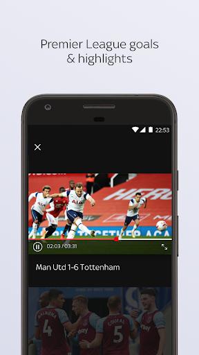 Sky Sports apktram screenshots 4