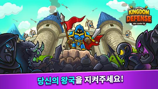 Idle Kingdom Defense Mod Apk 1.0.16 (Unlimited Money) 5
