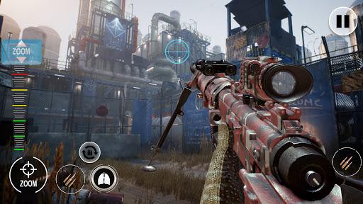 New Sniper 3D 2021: New sniper shooting games 2021 screenshots 1