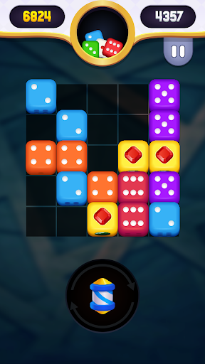 Merge Block: Dice Puzzle 1.0.2 screenshots 15
