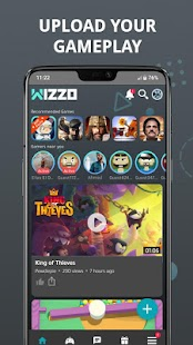WIZZO Play Games & Win Prizes! Screenshot