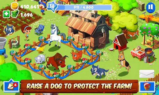 Green Farm 3  screenshots 1