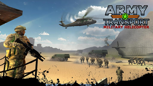 Real Army Helicopter Simulator Transport Games 3.0 screenshots 7