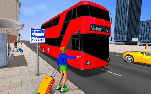 Modern Bus Simulator Games-Free Bus Driving Game 1.0.3 Screenshots 9