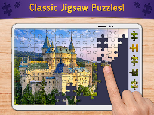 Relax Jigsaw Puzzles android2mod screenshots 6