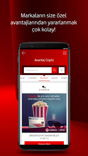 Vodafone Yanu0131mda apktram screenshots 13