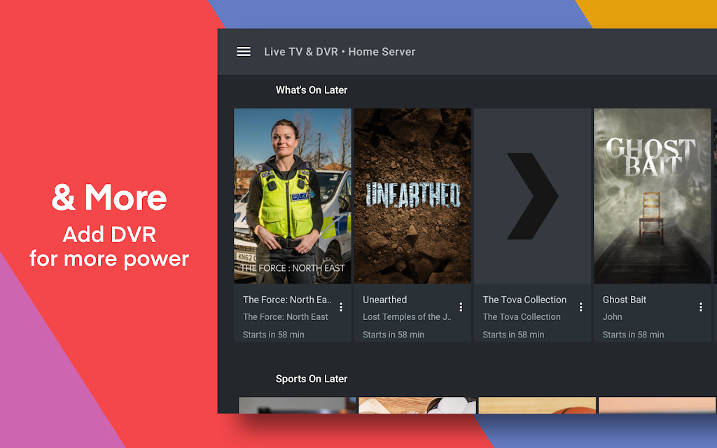 Plex: Stream Free Movies, Shows, Live TV & more  poster 21