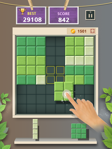 Block Puzzle, Beautiful Brain Game  screenshots 9