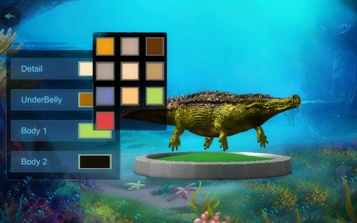 Sarcosuchus Simulator screenshots 18