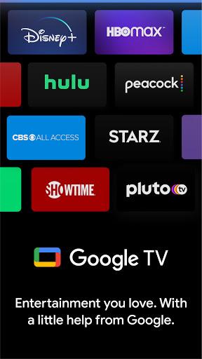 Google TV (previously Play Movies & TV) 4.24.17 screenshots 1