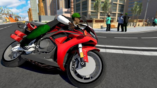 Real Gangsters Auto Theft-Free Gangster Games 2020 3
