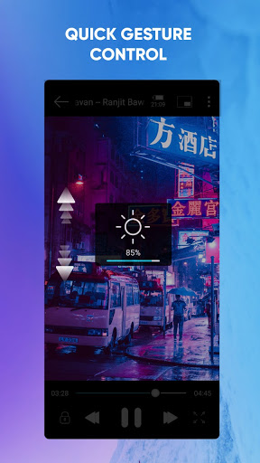 VidMax - Full HD Playit Video Player All Formats modavailable screenshots 2