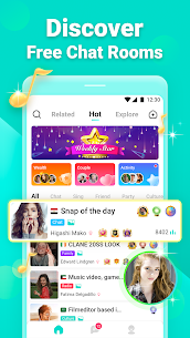 SoulFa – Free Group Voice Chat Room 2.1.1 Unlocked MOD APK Android 2