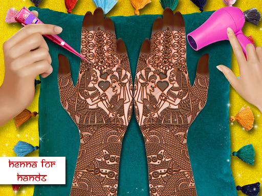 Royal Indian Wedding Rituals and Makeover Part 1 21.0.2 screenshots 1