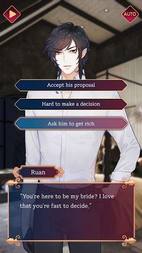 Devil's Proposal: Dark Romance Otome Story Game  screenshots 4