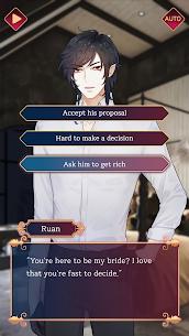 Devil's Proposal: Dark Romance Otome Story Game Mod Apk 2.6.3 (Unlimited Golden Keys) 4