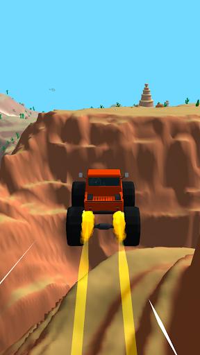 Crash Delivery! Destruction & smashing flying car!  Screenshots 7