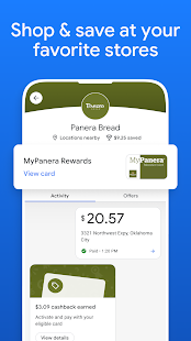 Google Pay: A safe & helpful way to manage money Screenshot