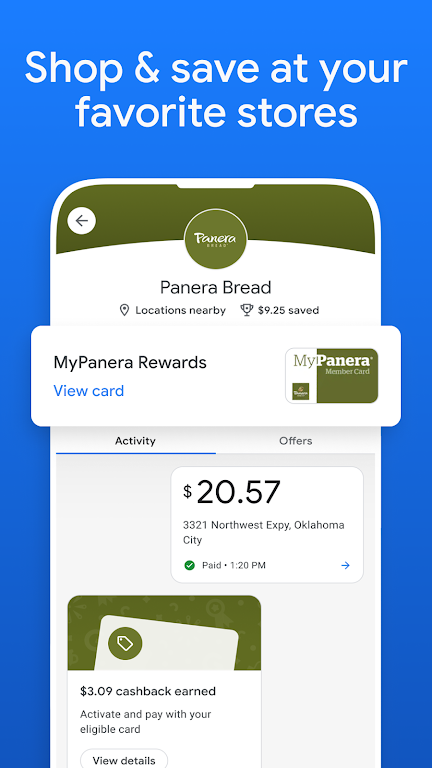 Google Pay: A safe & helpful way to manage money poster 5