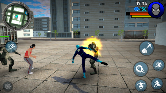 Power Spider 2 : Parody Game Screenshot